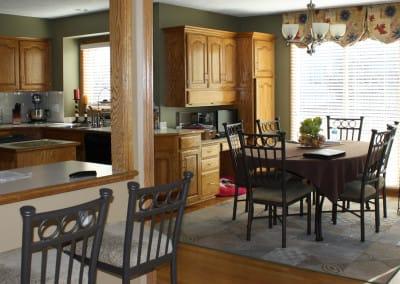 Kitchen Family Room Remodel