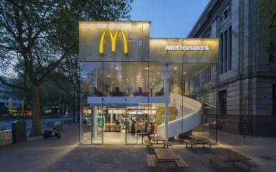 Modern Architecture and McDonald's