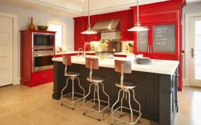 How Do You Add Color To A Kitchen