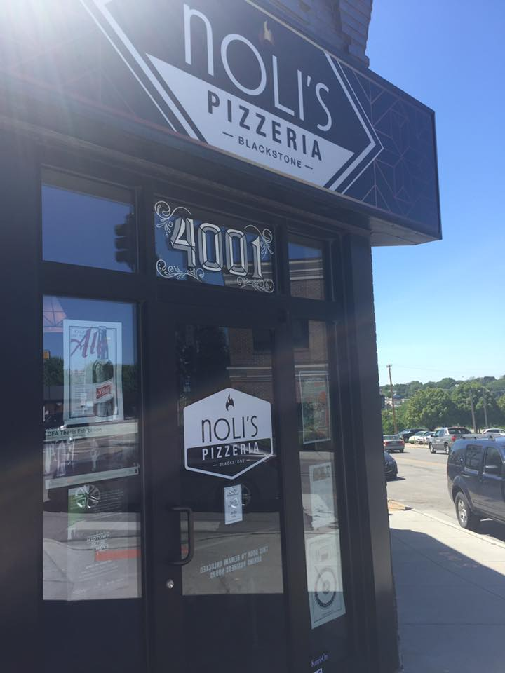 Noli's Pizzeria 2.0 – Blackstone District